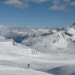 Skigebied Kühtai/Tirol